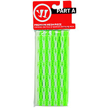 Crystalline mesh, Neon Green with White