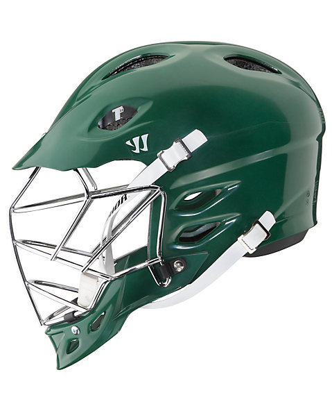 TII Stock Colored Helmet, Forest Green
