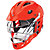 TII Stock Colored Helmet, Orange