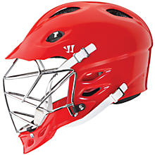 TII Stock Colored Helmet, Red