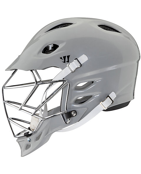 TII Stock Colored Helmet, Silver