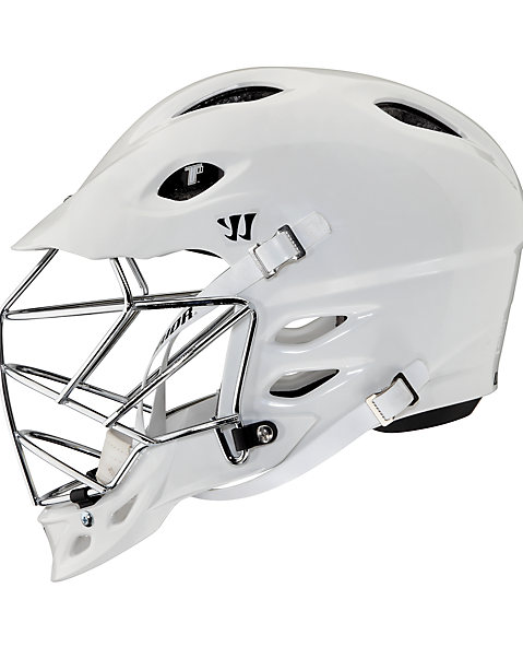 TII Stock Colored Helmet, White