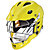 TII Stock Colored Helmet, Yellow