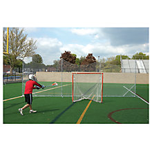 Deluxe Backstop, White