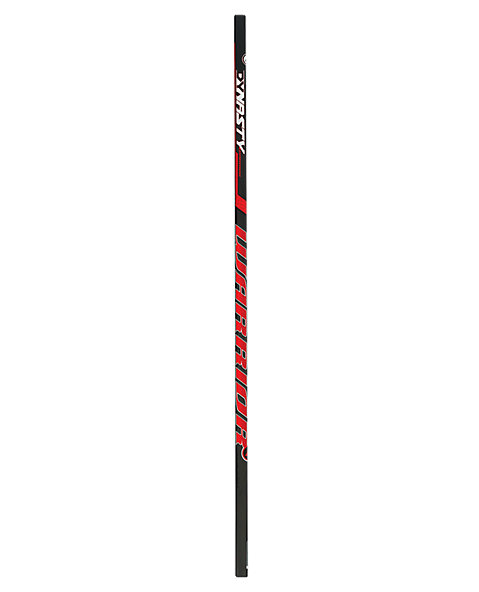 Dynasty Shaft, Black with Red