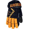 DX3 Junior Glove, Navy with Sports Gold