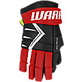 DX5 Junior Glove, Black with Red