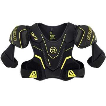DX5 JR Shoulder Pad, Black