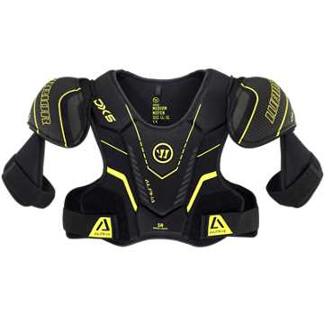 DX5 SR Shoulder Pad, Black