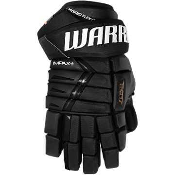 DX Senior Glove, Black