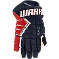 DX Pro Junior Glove, Navy with Red & White
