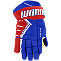 DX Pro Senior Glove, Royal Blue with Red & White