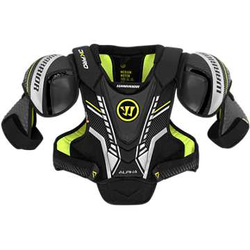 DX Pro JR Shoulder Pad, Black