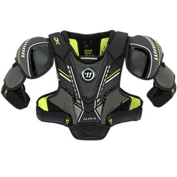 DX JR Shoulder Pad, Black