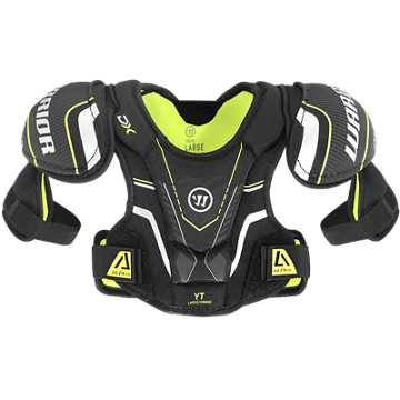 DX YTH Shoulder Pad, Black