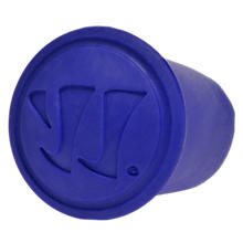 Colored Endcap, Royal Blue