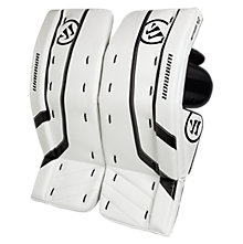 Ritual G2 Int Leg Pad, White with Black