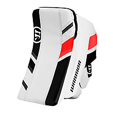 Ritual G3 Int. Blocker, White with Black & Red