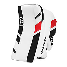 Ritual G3 Senior Blocker, White with Black & Red