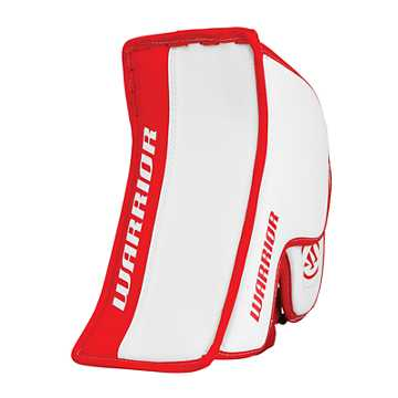 Ritual G3 Yth. Blocker, White with Red