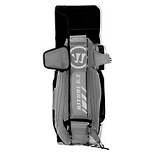 Ritual G3 Pro Leg Pad, White with Black