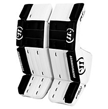 Ritual G3 Jr. Leg Pad, White with Black