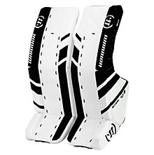 Ritual G3 Senior Leg Pad, White with Black