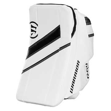 G4 INT Blocker, White with Black