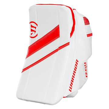 G4 INT Blocker, White with Red