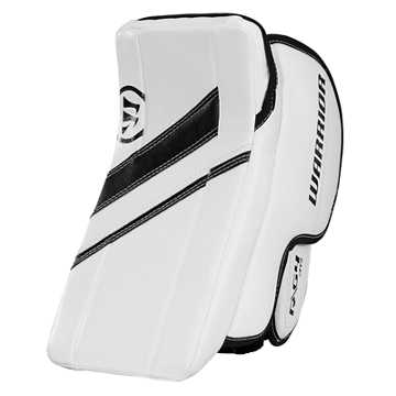 G4 JR Blocker, White with Black