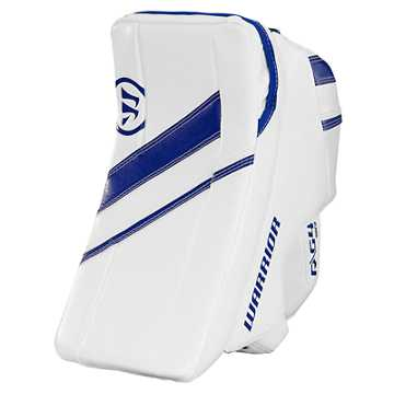 G4 SR Blocker, White with Royal Blue