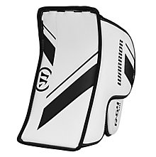 G4 YTH Blocker, White with Black