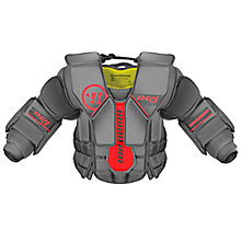 G4 INT Chest & Arm, Black with Red