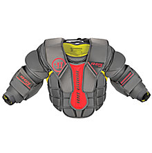 G4 JR Chest & Arm, Black with Red