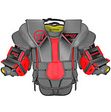 G4 Pro Chest & Arm, Black with Red