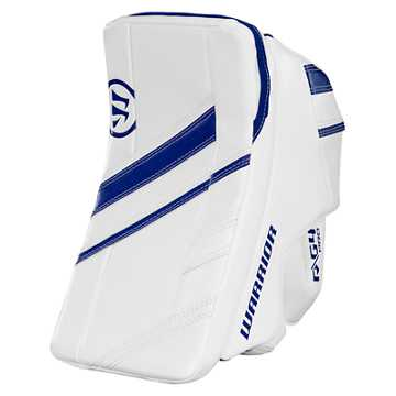 G4 Pro Blocker, White with Royal Blue