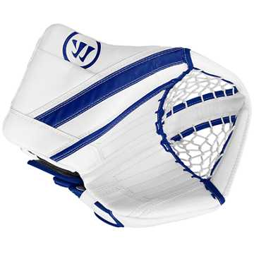G4 Pro Trapper, White with Royal Blue