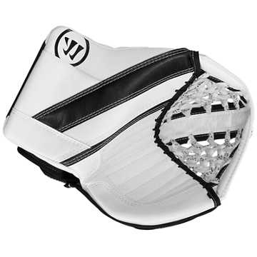 G4 JR Trapper, White with Black