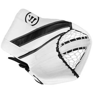 G4 SR Trapper, White with Black