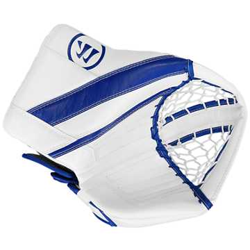 G4 SR Trapper, White with Royal Blue