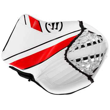 G4 YTH Trapper, White with Black & Red
