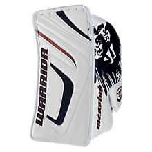Messiah Blocker, NYR White with Navy & Red