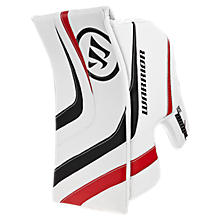 Ritual Sr & Int Blocker, White with Black & Red