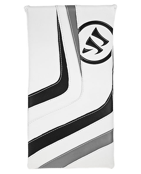 Ritual Sr & Int Blocker, White with Black & Silver