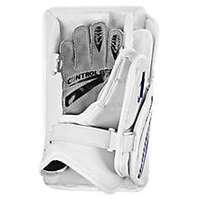 Ritual Jr Blocker, White with Black & Royal Blue