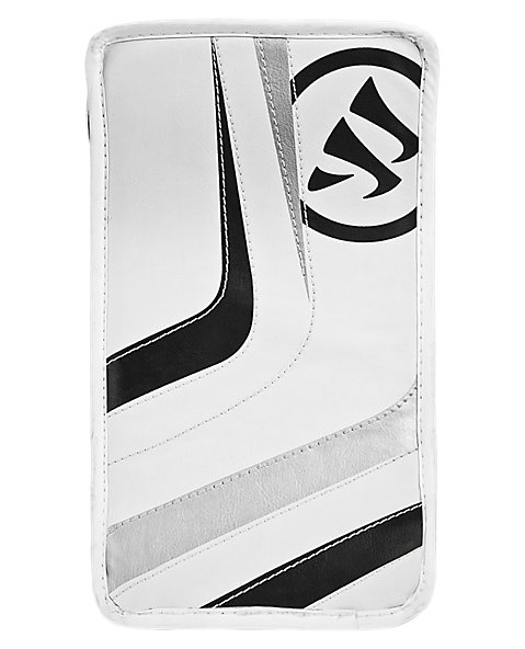Ritual Youth Blocker, White with Black & Silver