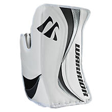 Swagger Blocker, White with Black & Silver