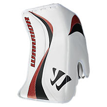 Swagger Blocker, White with Red & Black