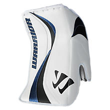 Swagger Blocker, White with Royal Blue & Black