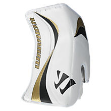 Swagger Blocker, White with Vegas Gold & Black